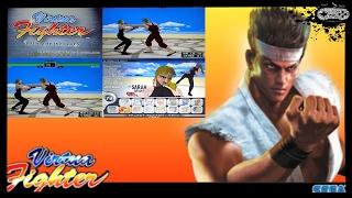 Virtua Fighter 10Th Anniversary - Ep.1 - Arcade - Akira (PS2)