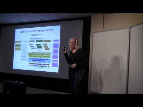 Re-tinkering how we build and grow new businesses | Janis Collins | TEDxWestportLibrary