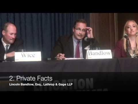 Lathrop's Bandlow on Liability from Social Media