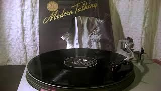 Modern Talking The 1st Album Full Vinyl HQ Side 1