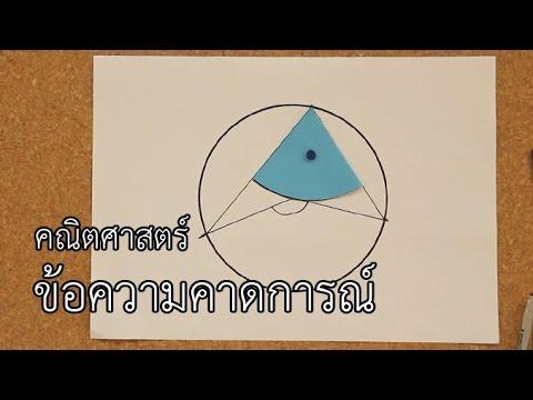 ข้อความคาดการณ์ : คณิตคิดสนุก คณิตฯ ป.4-ม.6