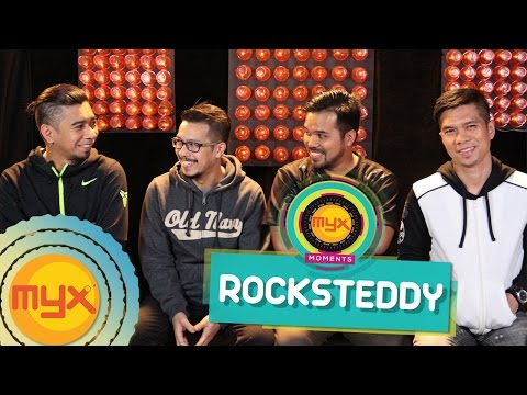 ROCKSTEDDY shares their most memorable MYX Moment!