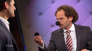 Automobil-Lobbyist Maxi Schafroth zum Thema Stickoxide