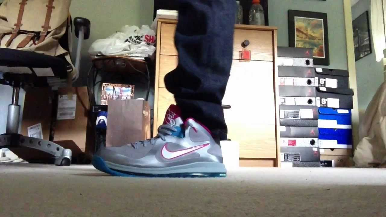 promo code d7ca7 71364 Lebron 9 Low Fireberry Review + On Feet