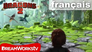 Dragons 2 - Extrait Le Sanctuaire Des Dragons [Officiel] VF HD