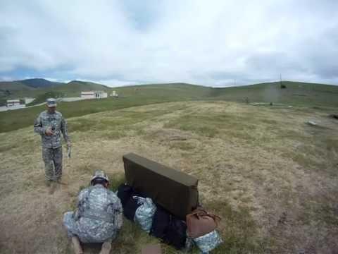 Employ Hand Grenades - 2012 Region VII Best Warrior Style