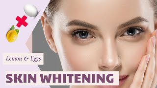 how to whitening skin naturally ?Whitening skin with chicken e…