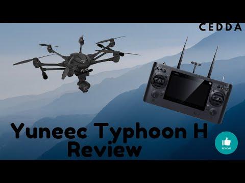 Yuneec Typhoon H Review I Deutsch I CEDDA