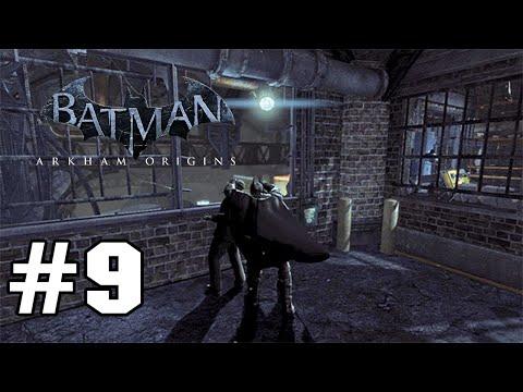 Batman Arkham Origins  - Obtenha Acesso ao Gotham City Royal Hotel | Obtenha Acesso a Cobertura