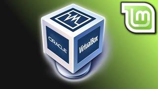 Die Virtuelle Maschine näher angeschaut - Linux Mint Tutorial