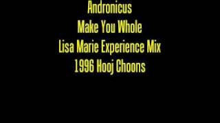 Andronicus - Make You Whole (Lisa Marie Experience Remix)