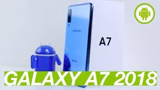 Download Video RECENSIONE SAMSUNG Galaxy A7 2018 MP3 3GP MP4