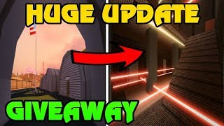 🔴 JAILBREAK NEW MILITARY BASE UPDATE IS HERE! | NEW PRISON, ALIENS, PLANES?! | FREE ROBUX GIVEAWAY!