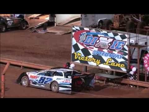 Dixie Speedway 9/12/15 Super Bomber Feature!