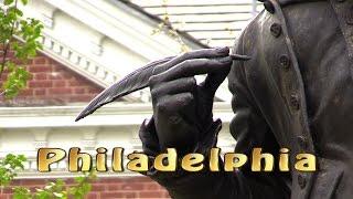 Philadelphia, Reisefilm Doku mit Sehenswürdigkeiten, Rundreise (6/7)