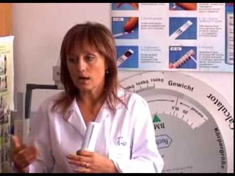 Школа Диабета (1й диск из 2х) 2007 г.