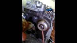 compressor com motor de tanquinho
