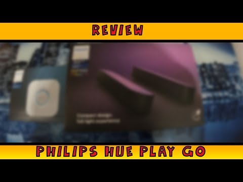 Review  Philips Hue Play ( 4K )