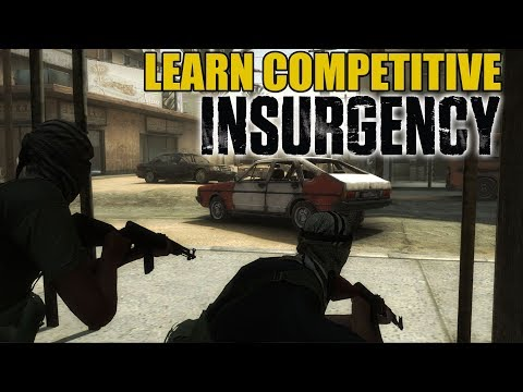 Try Competitive Insurgency Before Sandstorm!