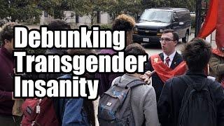 Debunking Transgender Insanity at George Washington University