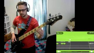 Yousician - jammin in the bario - bass play along