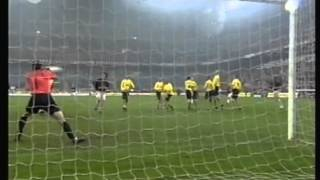2002 April 11 AC Milan Italy 3 Borussia Dortmund Germany 1 UEFA Cup