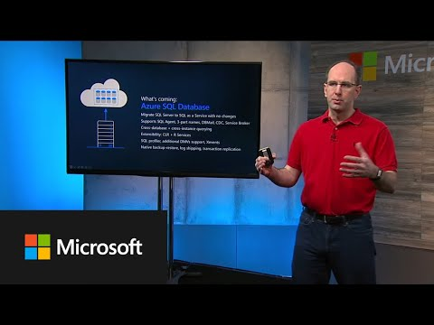 Microsoft Data Amp 2017 | Scott Guthrie Keynote