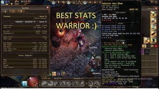 Drakensang Online - Crafting a7 tier 5 weapon & max hasar & STAT