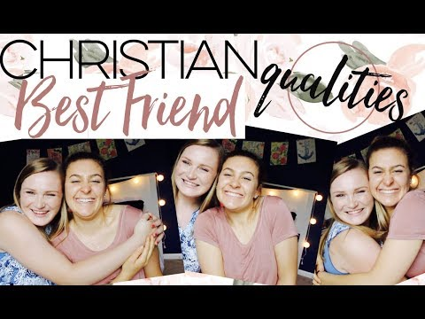How to find good christian friends