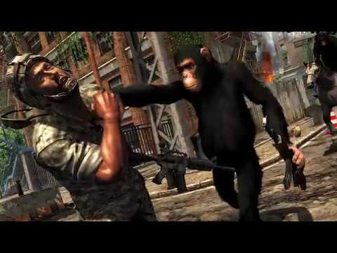 Apes Revenge - Android Gameplay HD