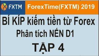 ForexTime(FXTM),tập 4,BI KÍP kiếm tiền từ FOREX bền vững, an toàn tuyệt đối, chiến lược 2019