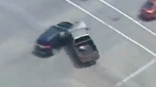 Louisville Police Chase (May 18, 2017)