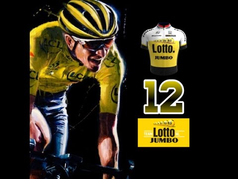 Tour de France 2016 - Lotto NL Jumbo Étape 12