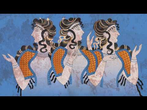 News Update DNA clue to origins of early Greek civilization 03/08/17