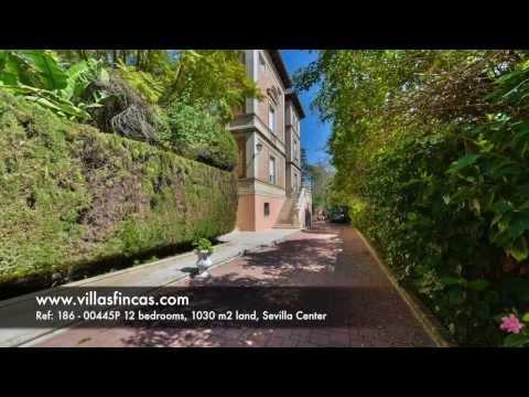 Magnificent Mansion in Sevilla
