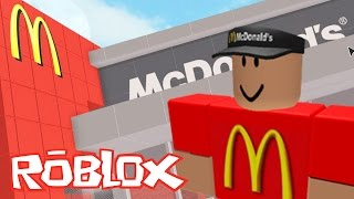 Mc Donald's Tycoon | Roblox