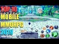 Top 10 Best Free To Play Mobile MMORPG 2019 [ANDROID/IOS] Gameplay