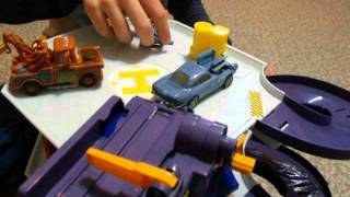 Cars 2 Toys & Story Cars 2 Review Video