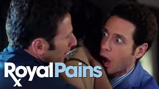 "Royal Pains - Season 5, Eps 4 - ""Pregnant Paws,"" Promo"