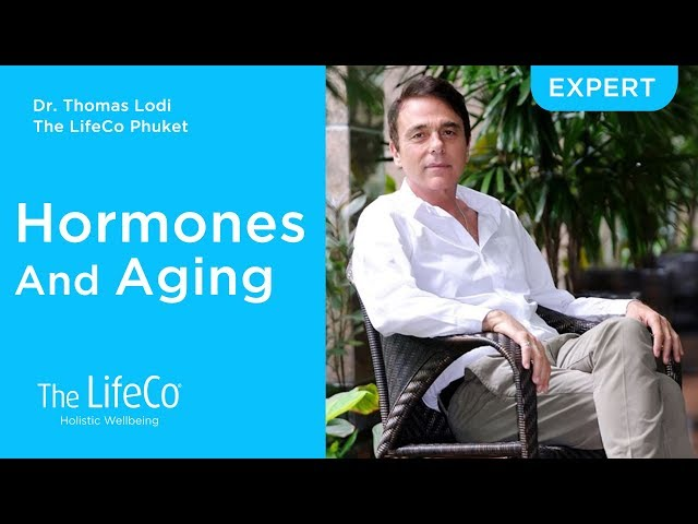 Hormones And Anti-Aging