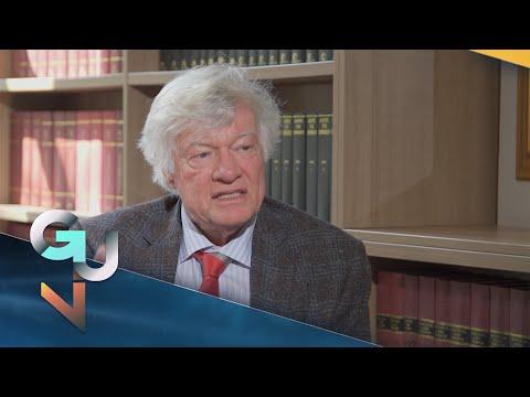 Geoffrey Robertson QC: Assange's Arrest A Deterrent to Journalists Exposing US War Crimes!