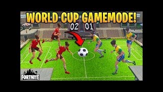 NEW WORLD CUP GAMEMODE!  - Fortnite Funny Fails and WTF Moments! Daily Moments