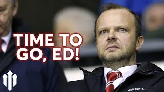 """Time To Go, Ed!"" 