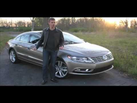 2013 Volkswagen CC Lux review  Car Coach Reports by Paul Fix 3