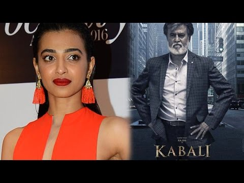 Here's Why Radhika Apte Did Not Promote Rajinikanth's Kabali!