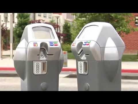 iClip - Smart Parking Meters Unveiled
