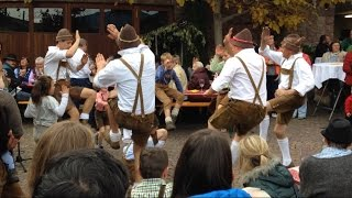 Törggelefest / Festa della castagna 2015 (Tisens/Tesimo, Südtirol)