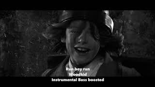 Run boy run - Woodkid - Instrumental - Bass boosted - 1 hour