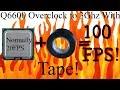 Overclock Core 2 Quad Q6600 with TAPE!