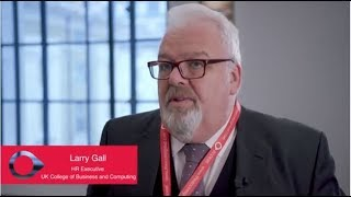 Success story: hr software – uk college of business & computing